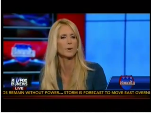 """Ann Coulter: """"Everyone laughed"""" at joke about killing Meghan McCain"""
