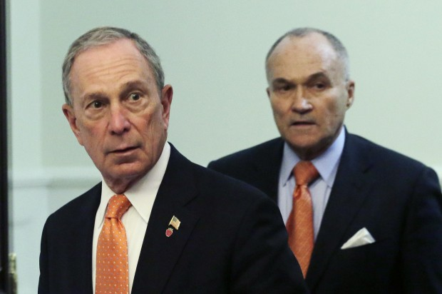 NYPD's Ray Kelly: Blacks