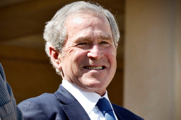 How to debunk George W. Bush's attempts at revisionism