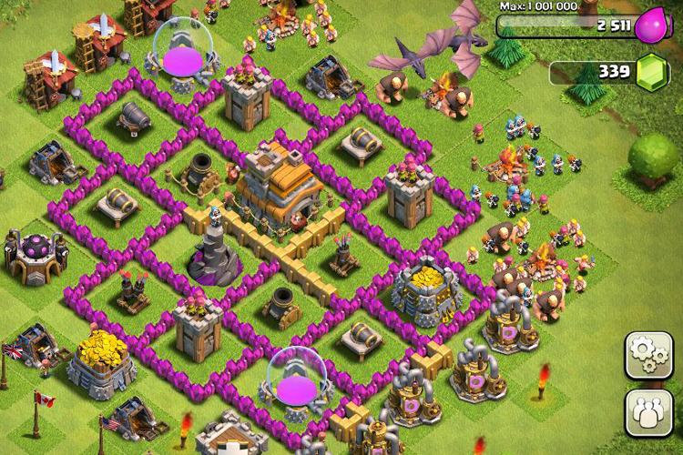 topics clash of clans hay farm supercell free to play pay to win