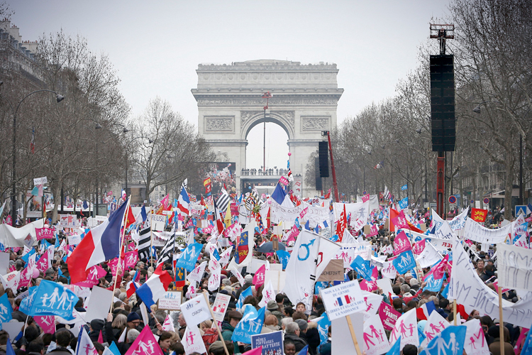 gay marriage advances in france