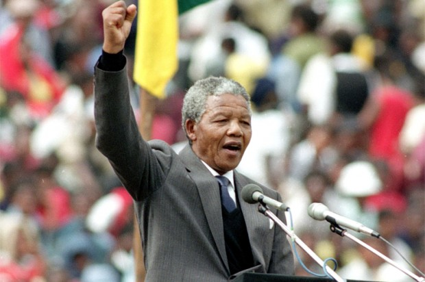 ... story of Nelson Mandela and the African National Congress that he headed, a story best told by Naomi Klein in her wonderful book, The Shock Doctrine.