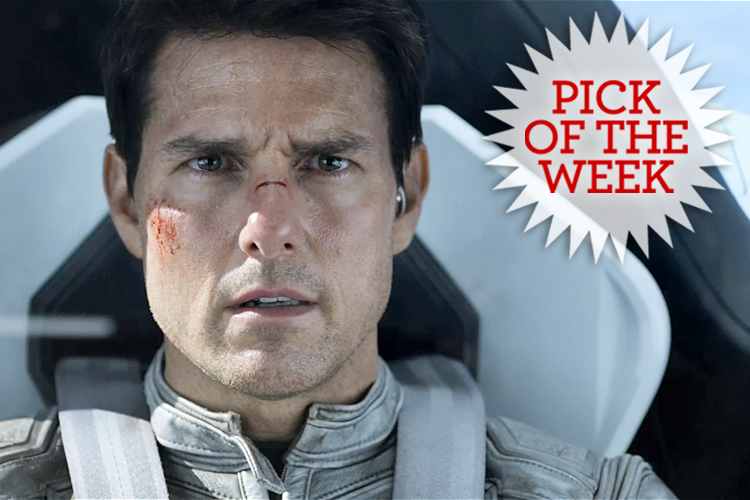 Pick Of The Week Oblivion Tom Cruise S Gorgeous Sci Fi