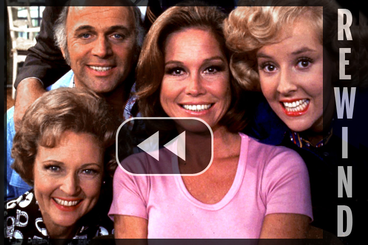 Mary tyler moore rewind it s wonderful current not funny - Mary tyler moore show ...