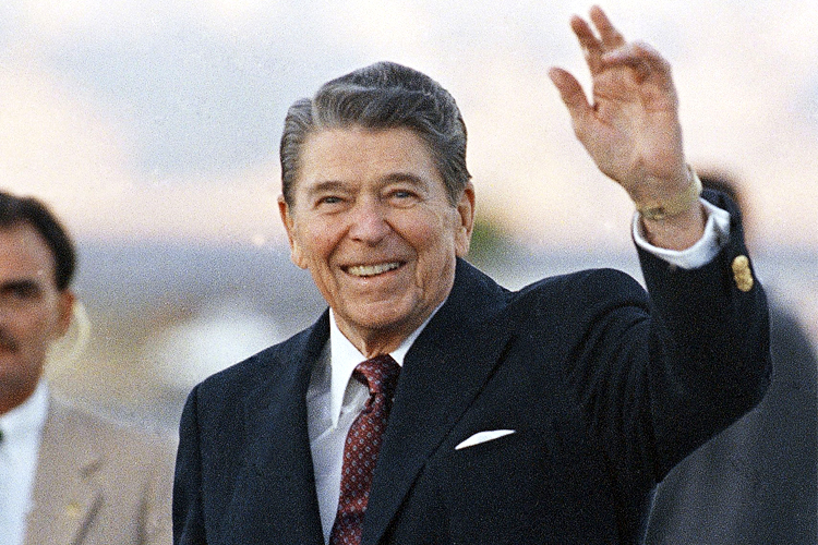Political Essay: Why did Ronald Reagan support the islamists during ...