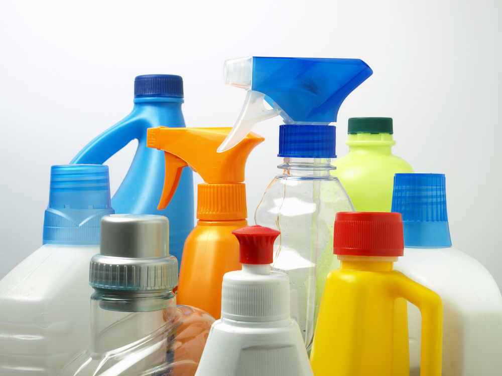 household salon chemicals never safety