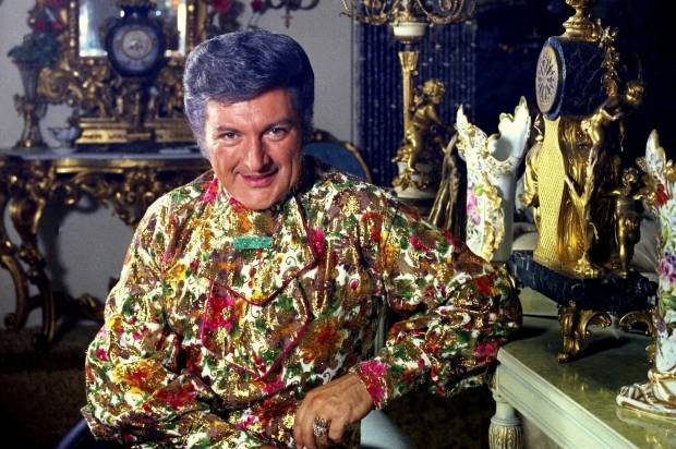 Liberace, gay rights pioneer?