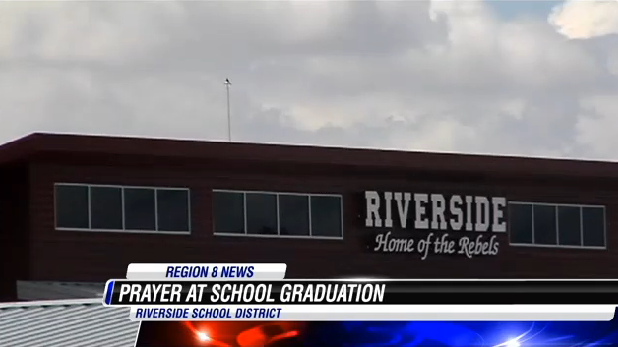 Public school cancels graduation rather than remove prayer from ceremony