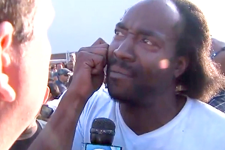 charles ramsey is still a hero
