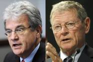 Tom Coburn, James Inhofe