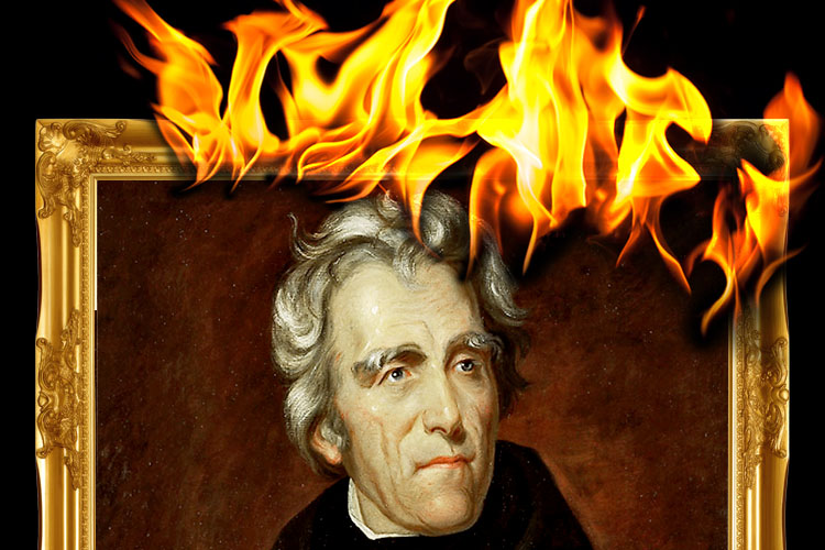 an analysis of the presidency of andrew jackson