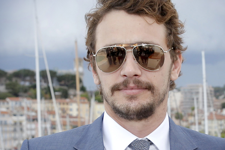 James Franco at the Cannes Film Festival (Credit: AP/Todd Williamson) James Franco