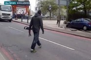 london attack video