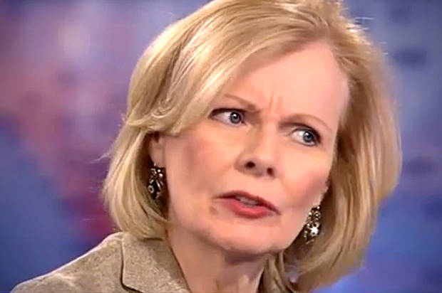 "Peggy Noonan: America is divided because Obama is ""out there dropping his g's"""