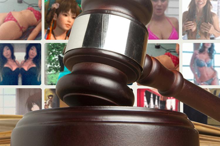Порно с юристом