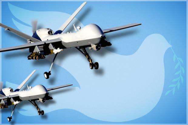 A progressive defense of drones