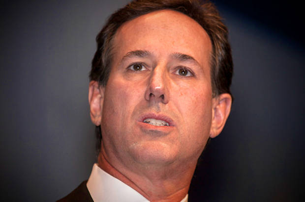 Let's abolish civil marriage so homophobes like Rick Santorum will shut up and go away