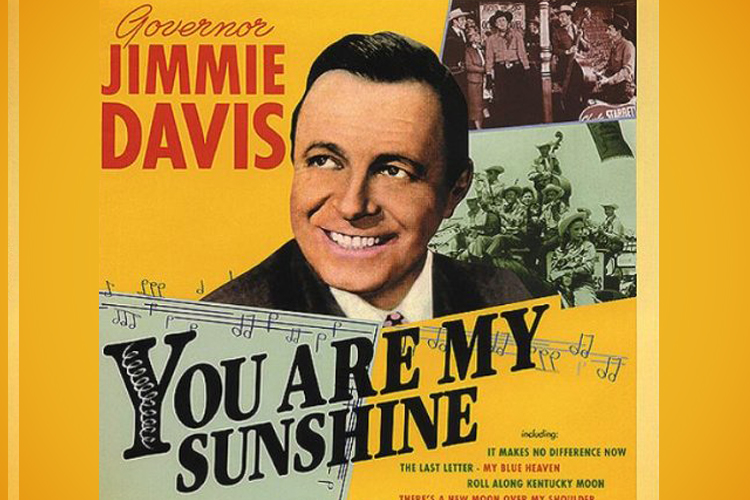 jimmie davis you are my sunshine wikipedia