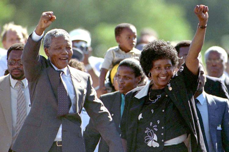 nelson mandela apartheid thesis