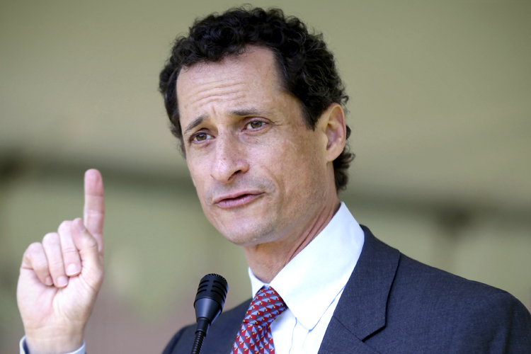 anthony weiner sexting scandals   wikipedia the f