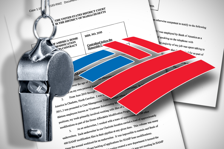 New Bank of America whistle-blower emerges: More customer