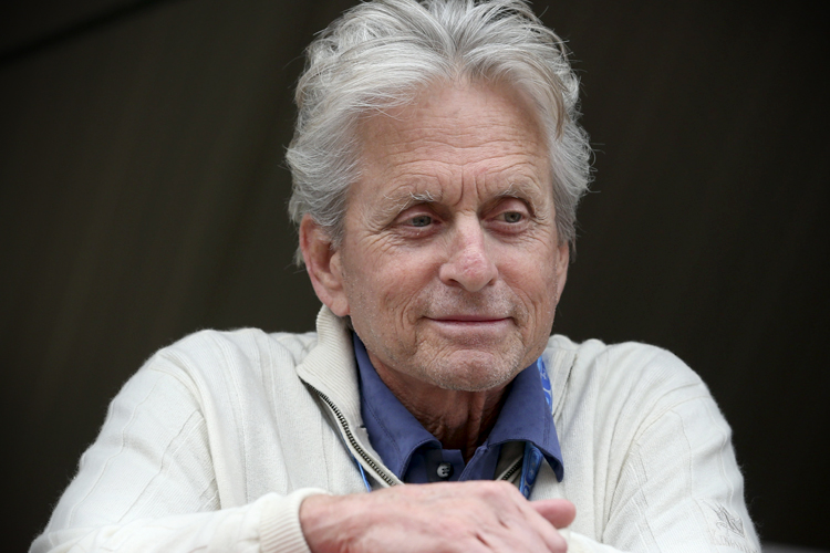 The grossest part of Michael Douglas' cancer brag