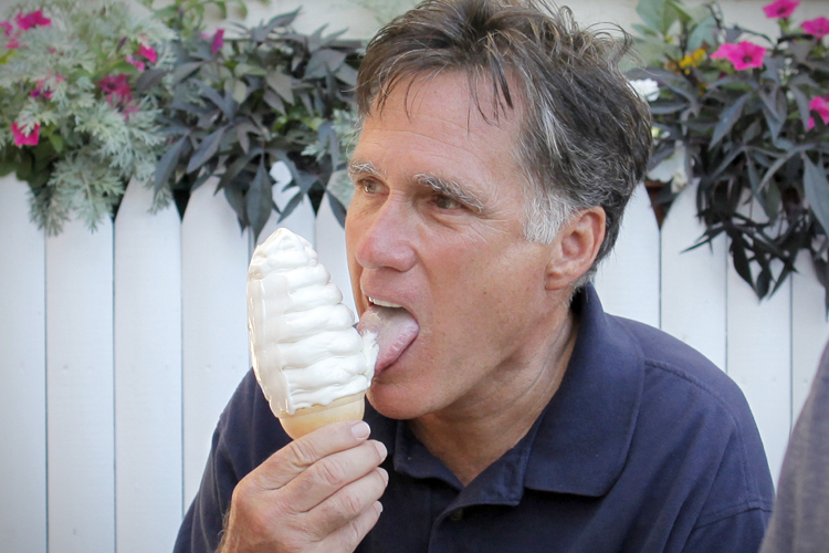 The Sad Dream Of Romney 16 Mitt Could Run If All The