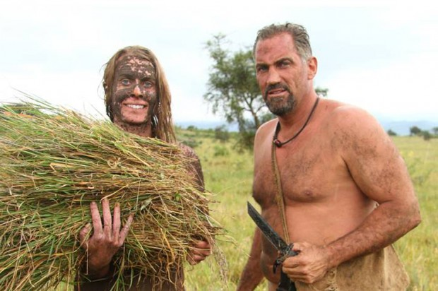 """Naked and Afraid"""" not nearly as sexy as it promises"""