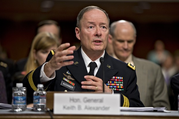 NSA director admits to misleading public on terror plots
