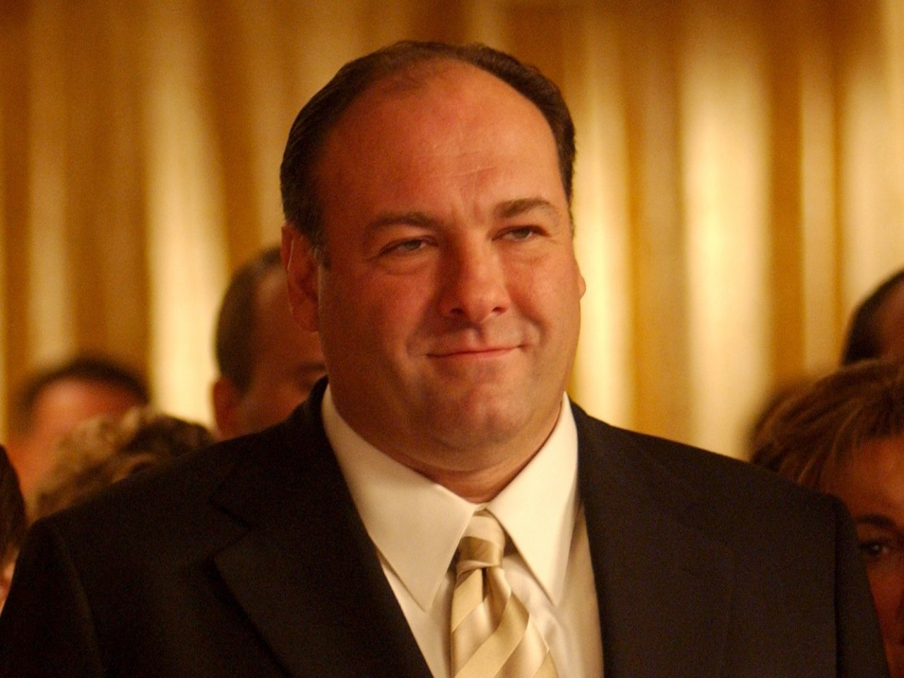 "... ""The Sopranos,"" died Wednesday of a heart attack. He was 51"