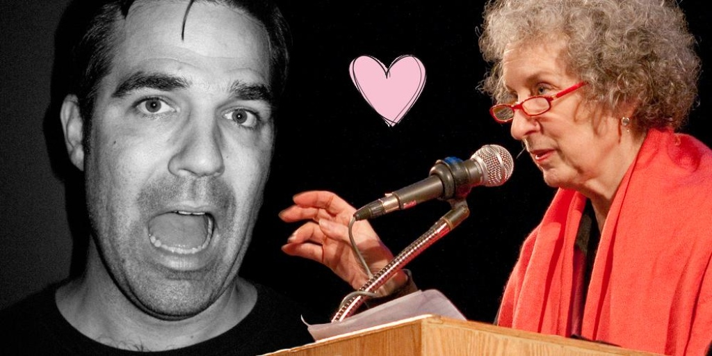 hey rob delaney and margaret atwood get a room salon com