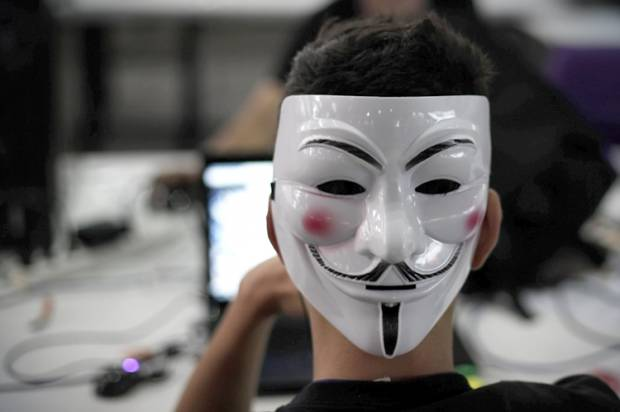 Anonymous' Twitter account suspended in conjunction with Ferguson protests