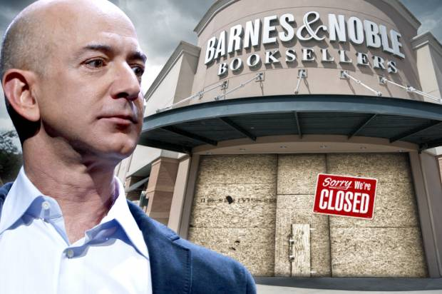 Here's how Amazon self-destructs