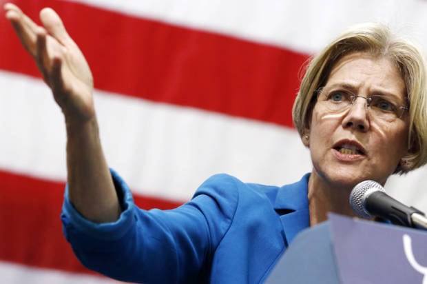 Elizabeth Warren's new fight: Why even the Tea Party backs it!