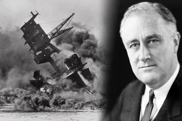 Oil led to Pearl Harbor