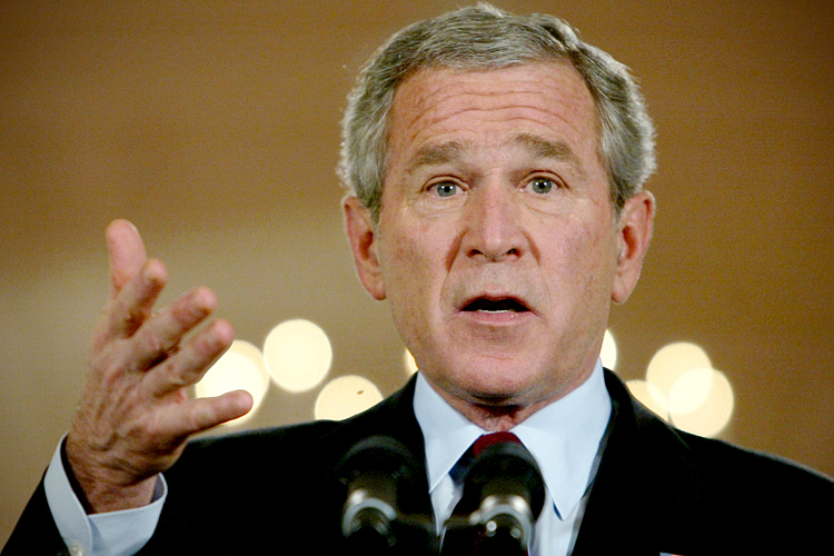 from Jose president bush is gay