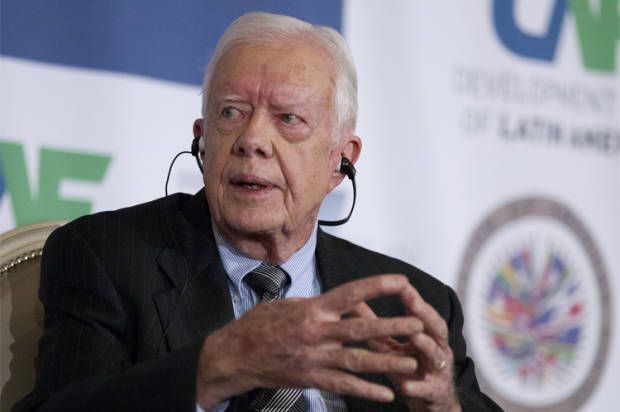 Jimmy Carter: US