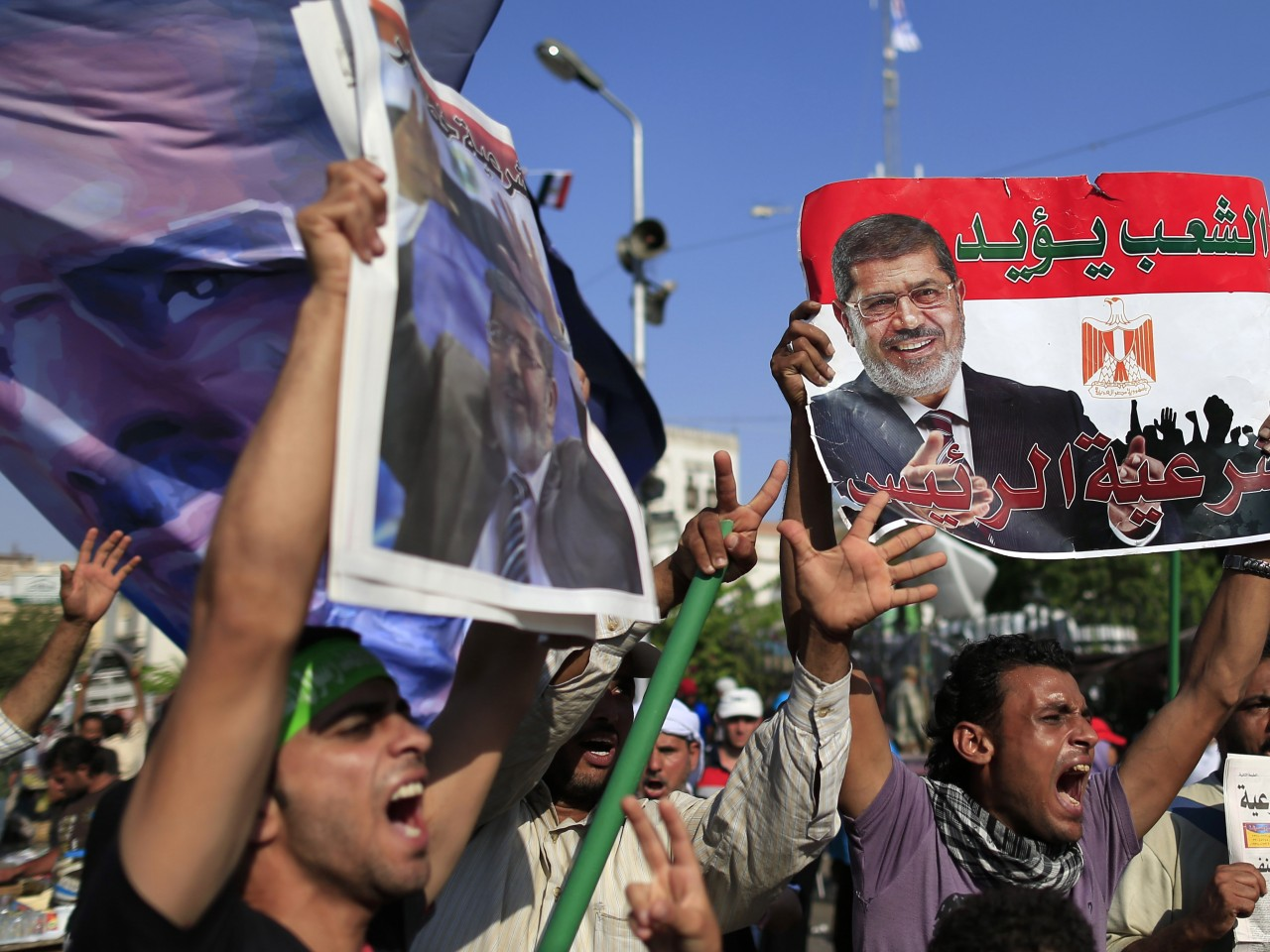 Egypt freezes assets of Muslim Brotherhood charities