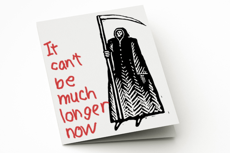 Greeting cards for the terminally ill are a great idea salon bookmarktalkfo Choice Image
