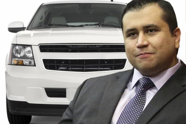 Does George Zimmerman's car hero story add up?
