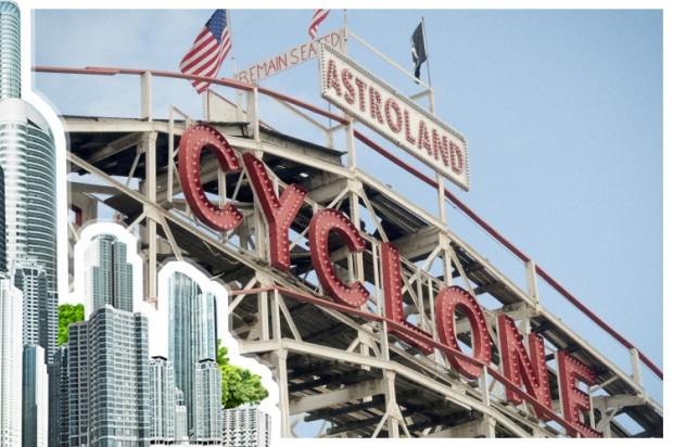 Coney Island rides again: