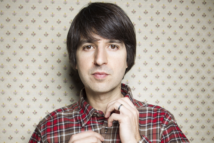 "Demetri Martin: ""There's something about trying to make stuff that ..."