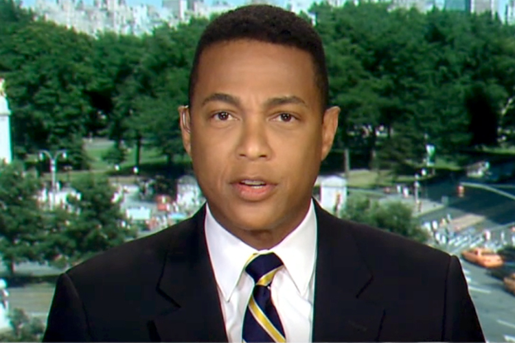 """Don Lemon flat-out says """"shut up"""" to those who claim it's too soon to discuss gun control"""