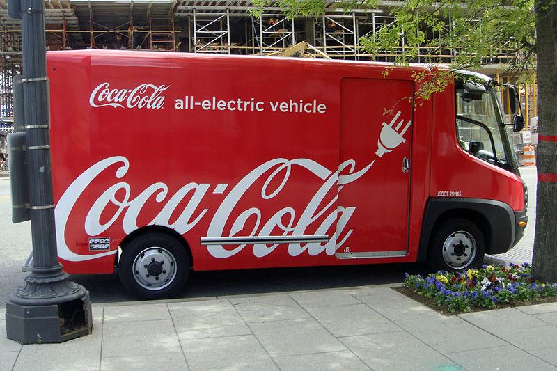 Corporate war pepsi and coca