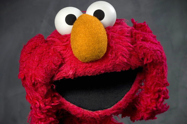 how to make elmo puppet