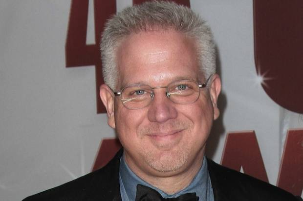 Glenn Beck Rodeo Clown With Obama Mask Is A Very Brave