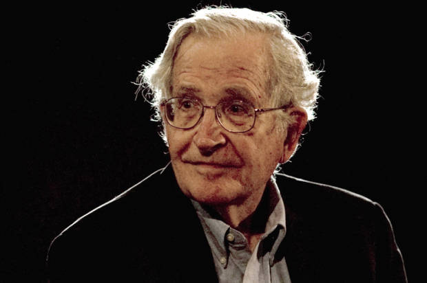 Noam Chomsky: America's infrastructure is broken