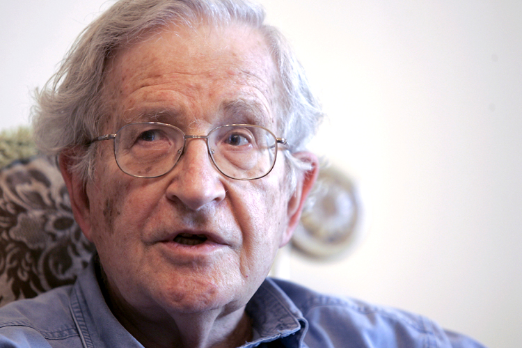the influence of noam chomsky in Noam chomsky on democracy now russia isn't influencing us elections—but israel definitely is take, say, the huge issue of interference in our pristine elections did the russians interfere in our elections an issue of overwhelming concern in the media i mean, in most of the world, that's almost a joke.