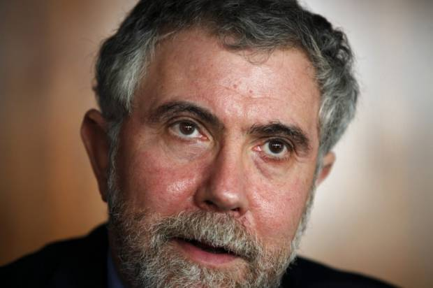"""Utter folly"": Paul Krugman warns that Very Serious elites threaten economic recovery"