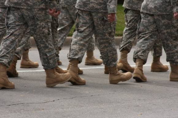 Gay Military Couples Are Still Being Denied Veterans